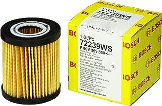 Bosch 72239WS / F00E369850 Workshop Engine Oil Filter