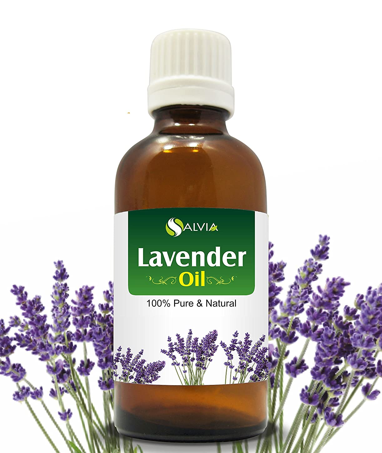 厚い参照する放棄LAVENDER OIL 100% NATURAL PURE UNDILUTED UNCUT ESSENTIAL OIL 100ML