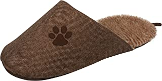 Pet Life Slip-On Fashionable Slipper Dog Bed