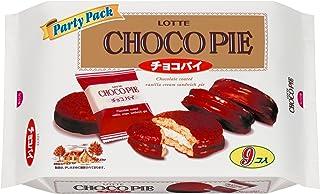 ロッテ チョコパイパーティーパック 9個入