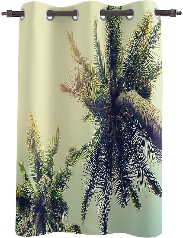 Libaoge Discount is also Overseas parallel import regular item underway Blackout Window Treatment Patio Panel Door One 4 Curtain