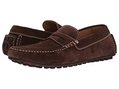 Robert Talbott Le Mans (Chocolate Suede) Men