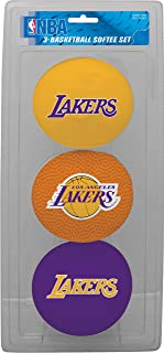featured product Jarden Sports Licensing NBA Kids Softee Basketball (Set of 3) (All Team Options)