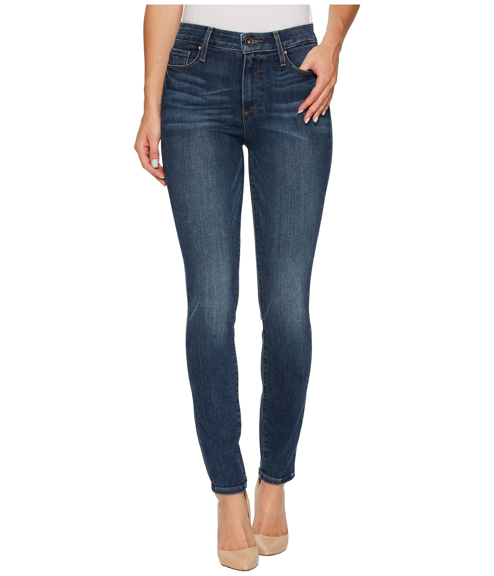 Jean para Mujer Paige Hoxton Ankle in Westminster  + Paige en VeoyCompro.net