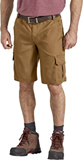 """Dickies Men's 11"""" Cargo Tough Max Duck Short-Relaxed Fit"""