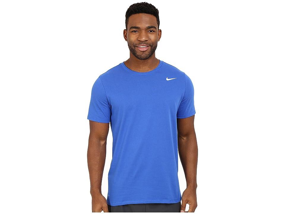 Nike Dri-FITtm Version 2.0 T-Shirt (Game Royal/Game Royal/White) Men