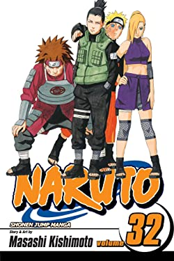 Naruto, Vol. 32: The Search for Sasuke