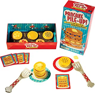 Sponsored Ad - Educational Insights Pancake Pile-Up!, Sequence Relay Game: Easter Game for Preschoolers & Toddlers, Ages 4+
