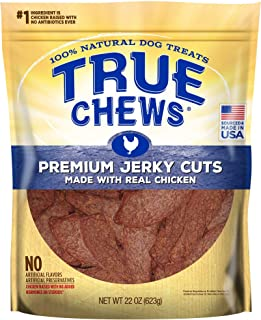 True Chews Premium Jerky Cuts Made with Real Chicken
