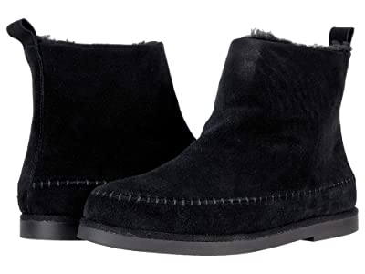 Steve Madden Tommy Boot (Black Suede) Women