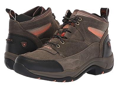 Ariat Terrain (Grey/Serape Dusk) Cowboy Boots