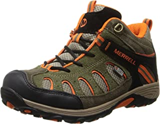 Merrell Chameleon Mid-Lace Hiking Shoe (Little Kid/Big Kid)