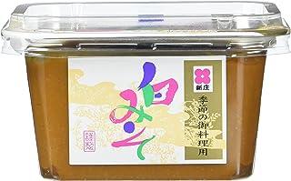 Shinjyo Shiro Miso – Helle Miso-Suppenpaste aus Japan – Ideal zum Kochen von Misosuppe oder zum Würzen von Dressings & lei...