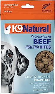 ケーナインナチュラル 犬用おやつ フリーズドライ ビーフ・トリーツ 50g