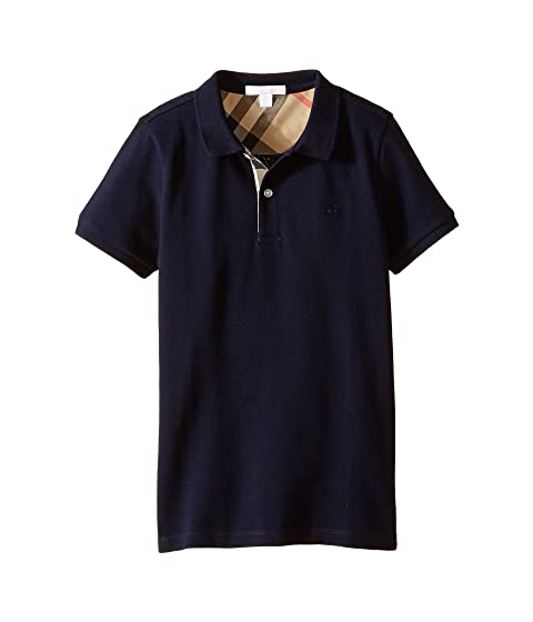 Burberry Kids Pique Polo (Little Kids/Big Kids)