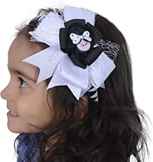 Girls Headbands | Flower Design Handmade | For Toddlers, Kids | Hairband Accessories | One Size Fits All