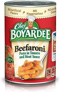 Chef Boyardee Beefaroni, 15 oz