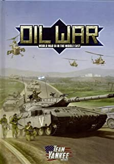 Team Yankee: Oil War ハードカバー (FW917)