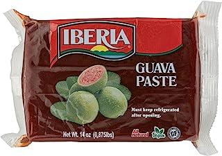 Iberia Guava Paste, 14 oz, All Natural, Vegan, Gluten Free, Halal, Kosher Guava Paste for Snacks, Cooking, Baking