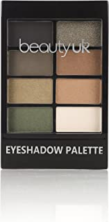 Beauty UK Eyeshadow Palette No. 5 - Green With Envy