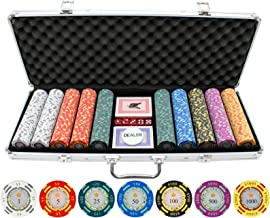Best full clay poker chips Reviews