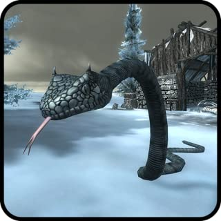 Giant Viper Simulator 3D