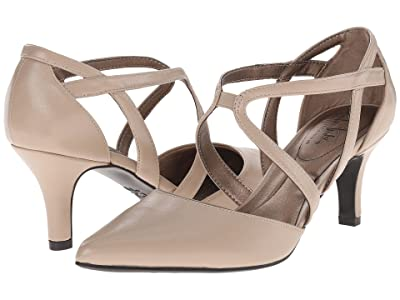 LifeStride Seamless (Tender Taupe Vinci) High Heels