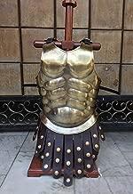 Nautical-Mart Medieval Warrior Spartan Muscle Armor Brass Antique Cuirass Halloween Costume