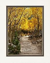 Graduation Gift, Aspen Path Photo with