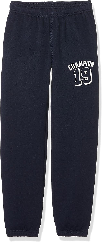Champion Jungen Jogginghose Jogginghose Elastic Cuff Pants