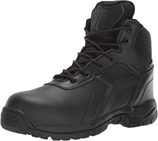 147e2113b70c11 Battle OPS Men s 6-inch Waterproof Side Zip Tactical Boot Comp Safety Toe  Bops6002 Military