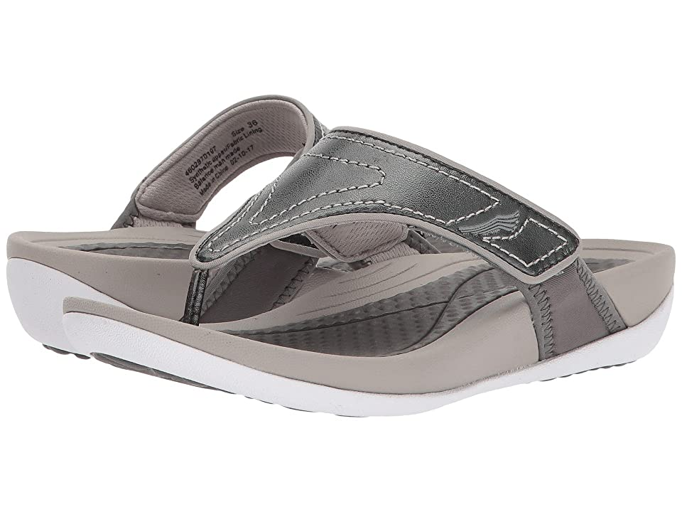 Dansko Katy 2 (Pewter Metallic Smooth) Women