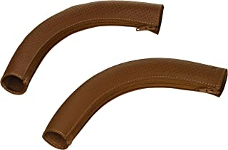 UPPAbaby CRUZ Leather Handlebar Cover - Saddle