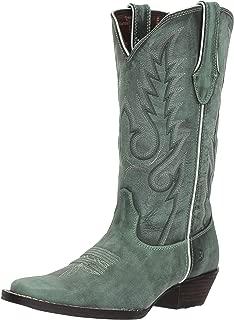Best green cowboy boots womens Reviews