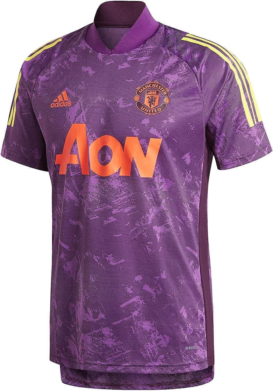 adidas 2020-21 Manchester United European Training Jersey