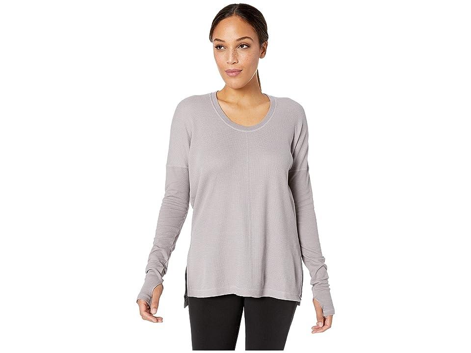 Mountain Hardwear EDPtm Waffle Long Sleeve Shirt (Mystic Purple) Women
