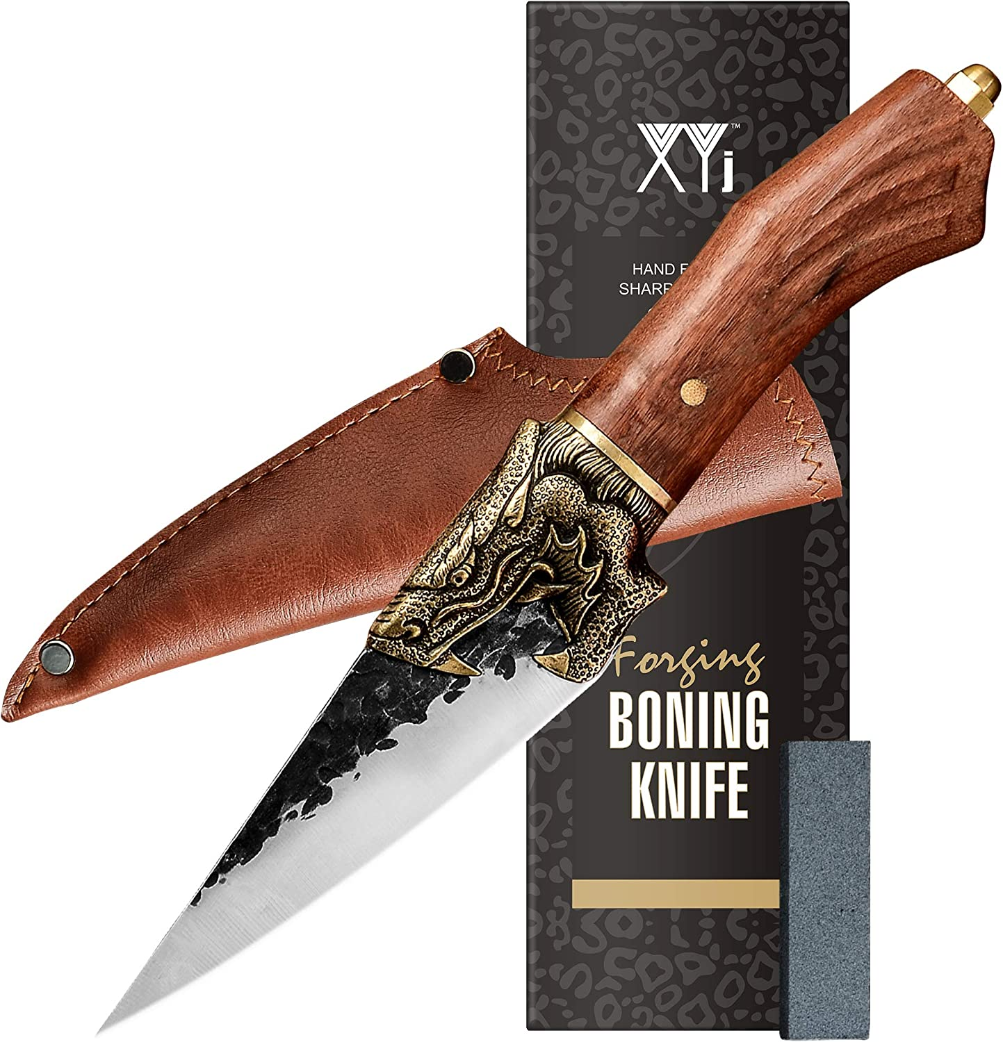 Handmade Rapid rise Forged Cleaver Outdoor Knife High K Boning Carbon All items in the store Steel