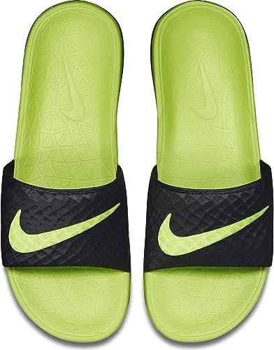 Nike Nike Benassi Solarsoft, Chaussures de Fitness Homme  magasin d'usine de sortie