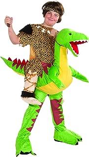 Forum Novelties Children's Dino and Cave Boy Rider Costume