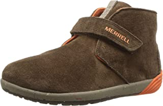 Merrell Boys' Bare Steps Boot Chukka