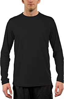 528e382d9c2 FREE Shipping on eligible orders. Vapor Apparel Men s UPF 50+ UV Sun  Protection Performance Long Sleeve T-Shirt