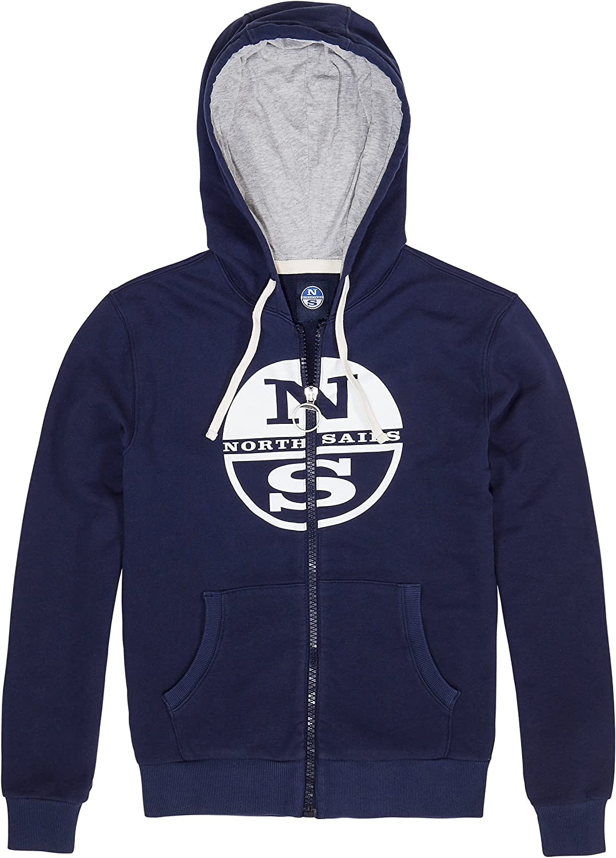 North Sails Lowell Sweat Full Zip Hoodie 0926