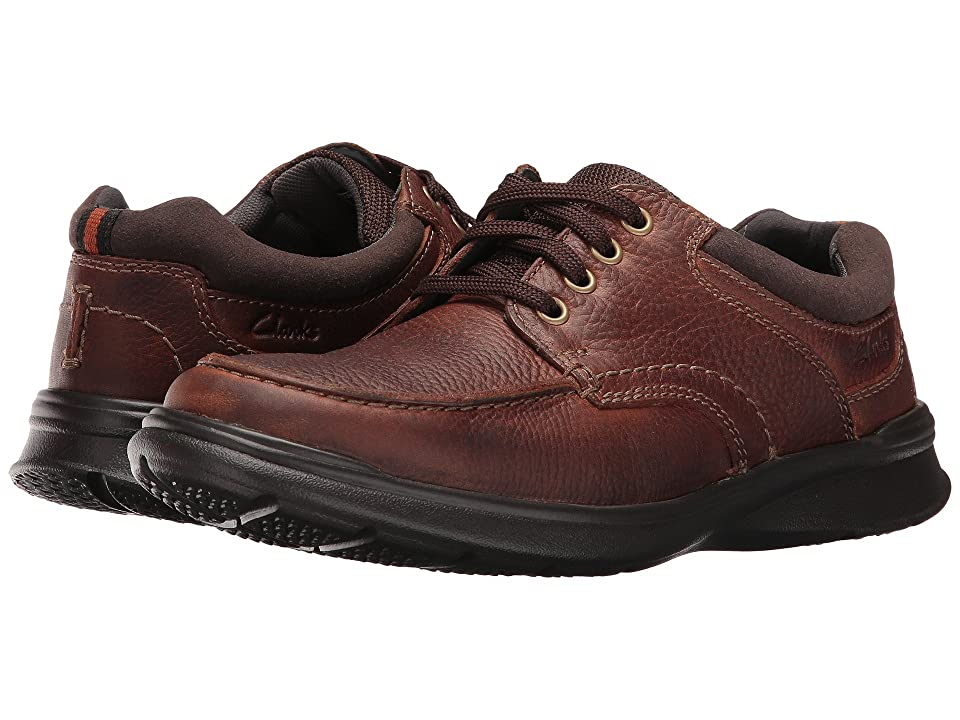 Clarks Cotrell Edge (Tobacco Oily Leather) Men