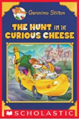 Geronimo Stilton Special Edition: The Hunt for the Curious Cheese Kindle Edition