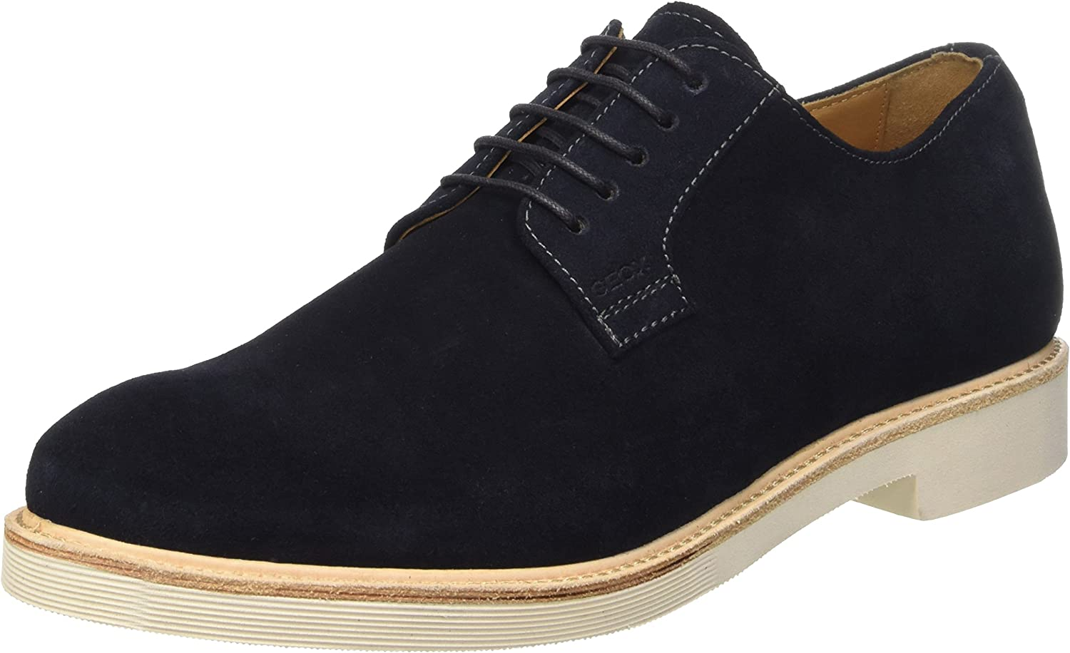 Geox U Damocle C, Faible-Top Chaussures Homme