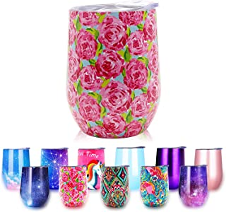 Best hand painted stainless steel cups Reviews