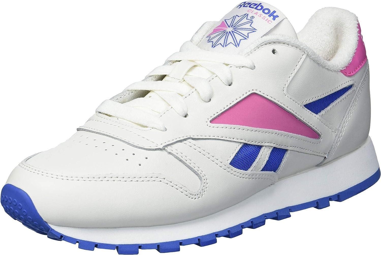 Reebok 超定番 Women's 絶品 Classic Leather Sneaker