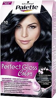 Palette Perfect Gloss - 110 Negro Azulado - paquete de 3