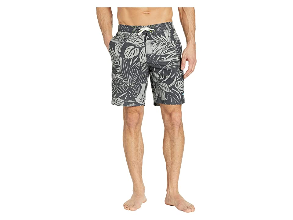 Tommy Bahama Baja Mahana Boardshorts (Black) Men