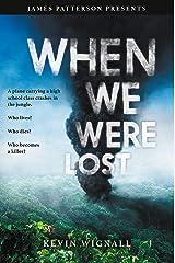 When We Were Lost (English Edition) Formato Kindle